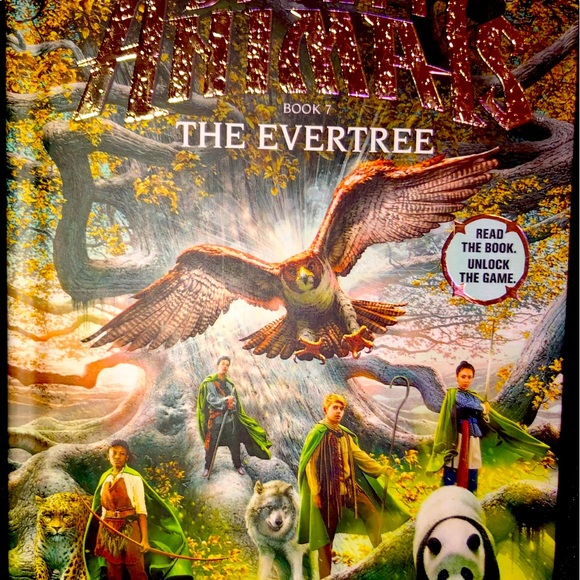 Spirit Animals Book 7 The Evertree Hardback